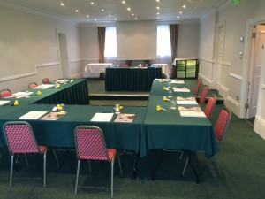 Bushey, Watford IOSH training venue classroom