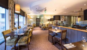 Liverpool premier inn restaurant and break out - IOSH Liverpool Training Centre