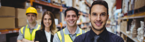 IOSH Managing Safely courses in Nottingham - Managers in a warehouse