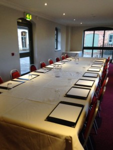 Bristol IOSH classroom at The Players Club