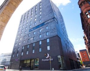 Manchester City Center Premier Inn
