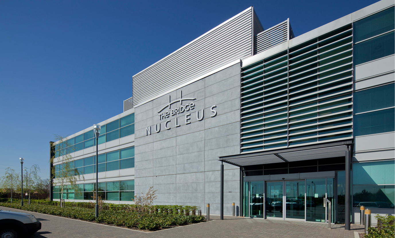 A Image of the Nucleus Training Centre from a side angle, located in Dartford, Kent