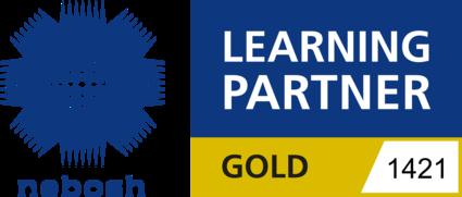 NEBOSH Gold Provider logo